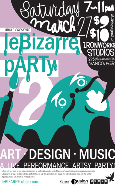 lebizarre party