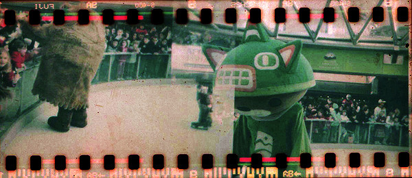 35mm in Holga 120