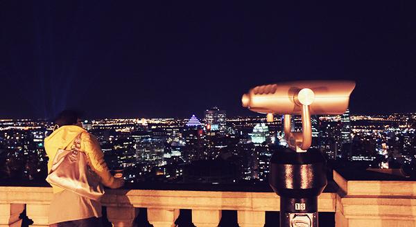 qq头像男生城市夜景背影伤感