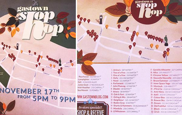 Gastown Shop Hop 2011