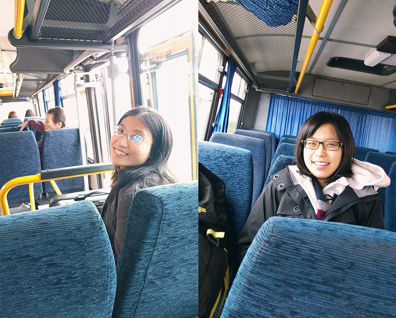 Bus to CK