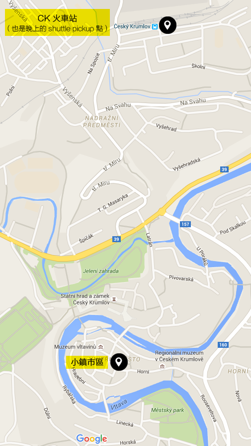 CK Map
