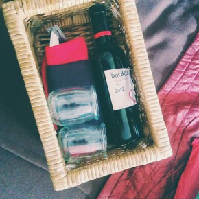 Packing our picnic